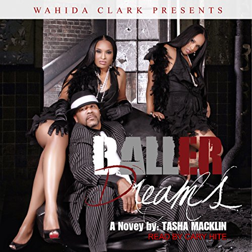 Baller Dreams audiobook cover art