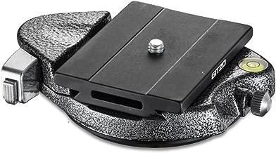 Gitzo GS5760D Quick Release Adapter Series 5 Magnesium D Profile (Multi Color)