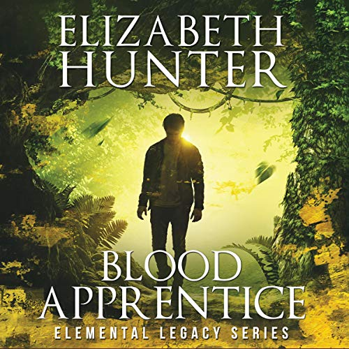 Couverture de Blood Apprentice