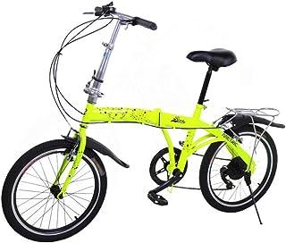 comprar comparacion Riscko Metric Bicicleta Plegable Unisex con Ruedas de 20'