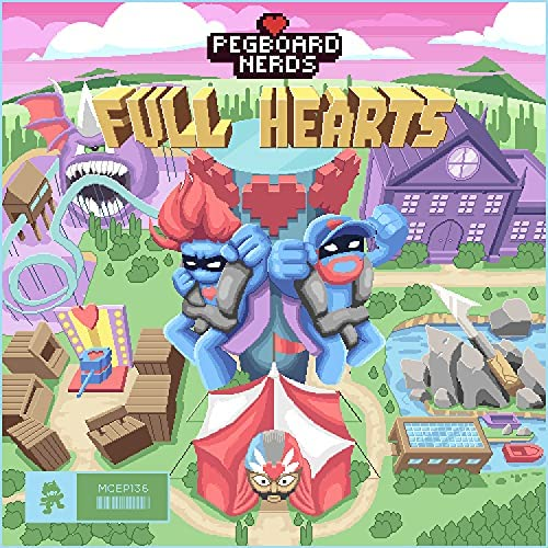Pegboard Nerds, Knife Party & Dion Timmer