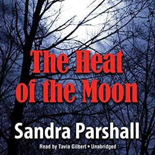 The Heat of the Moon audiobook cover art
