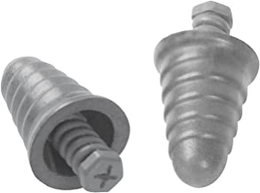 3M 10093045929518 E-A-R Skull Screws P1300 Push-to-Fit Uncorded Earplugs, 9
