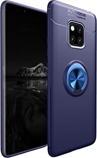 Sponsored Ad - iCoverCase Compatible with Huawei Mate 20 Pro,[Invisible Matal Ring Bracket][Magnetic Support] Shockproof A...