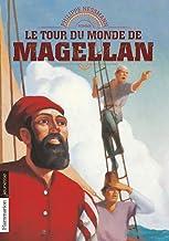 Le tour du monde de Magellan (Flammarion Jeunesse Poche) (French Edition)