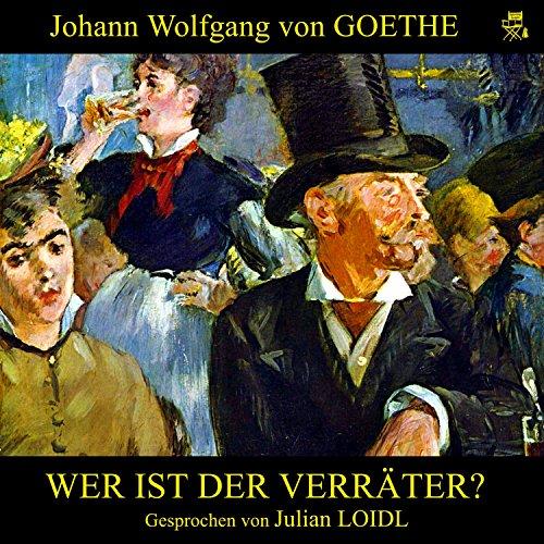 Wer ist der Verräter? audiobook cover art