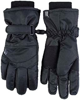HEAT HOLDERS Waterproof Performance Ski Gloves - Dual insulated - Mens sizes