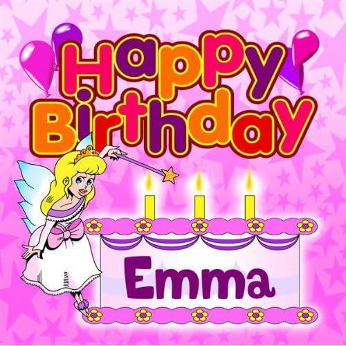Happy Birthday Emma By The Birthday Bunch On Amazon Music