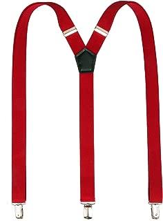 Best red satin suspenders Reviews