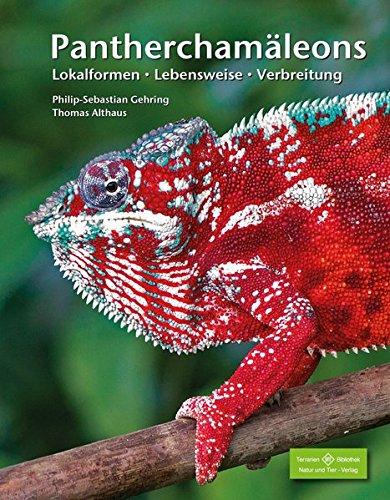 Pantherchamäleons: Lokalformen, Lebensweise, Verbreitung