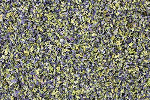 1000Kräuter Veilchenblüten blau ganz Veilchenblütentee Veilchen Blüten (100g)