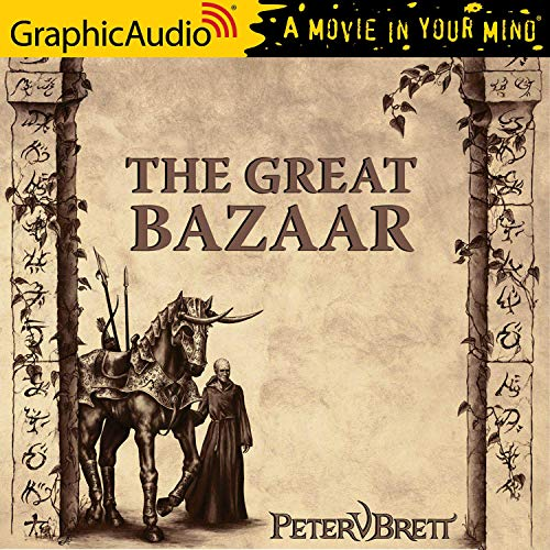 The Great Bazaar cover art