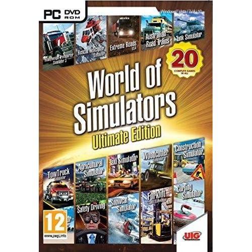 PC Simulator Games: Amazon co uk