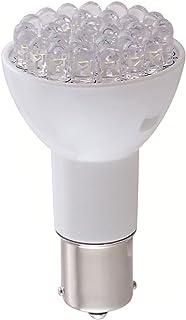 ZHANSHENZHEN White Rv 1156 P21W Parking Rear Blub In-line LED 9 Emitters DC 12V 1073 1619 7527 89 5007 D025-W Pack of 10