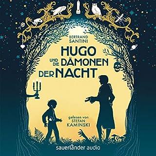 Hugo und die Dämonen der Nacht Titelbild