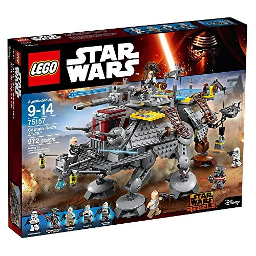 LEGO Star Wars Captain Rex's AT-TE 75157 by LEGO