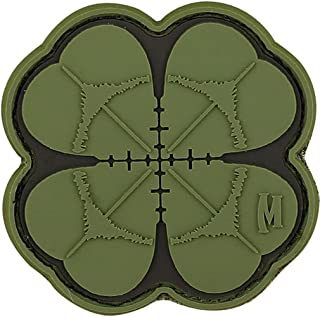 Maxpedition Gear Lucky Shot Clover Patch, 2 x 2-Inch
