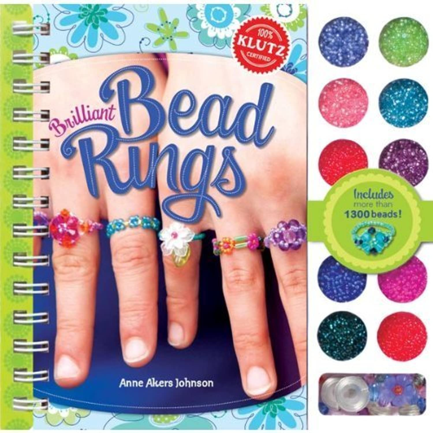 Brilliant Bead Rings by Klutz