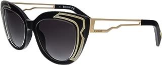 JC791S 01B Black/Gold Cat Eye Sunglasses for Womens