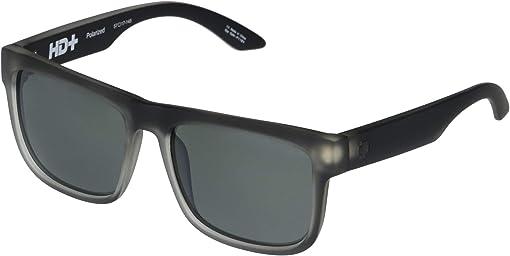 Matte Black Ice/HD Plus Gray Green Polar/Black Spectra Mirror