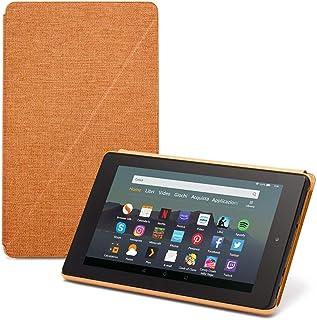 Custodia per tablet Fire 7 (compatibile con dispositivi di 9ª generazione, modello 2019), Ocra