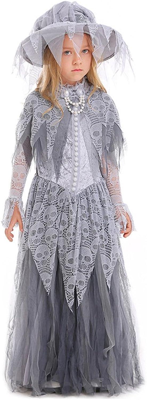 Costour Halloween Kostüm Geisterprinzessin Brauts Blaumenmädchen Partykleidung Aufführung Cosplay B01LYKZO0N Spezielle Funktion  | Schön