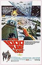 The 1000 Plane Raid - 1969 - Movie Poster