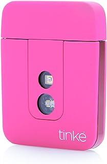 Zensorium Tinke - Pulsómetro para dispositivos Lightning, color rosa
