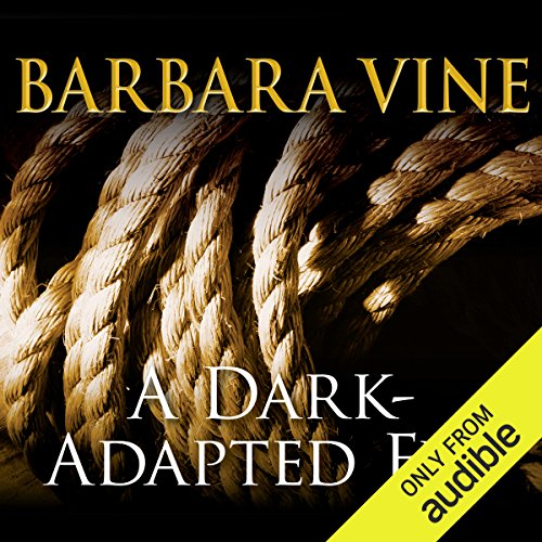 A Dark-Adapted Eye audiobook cover art