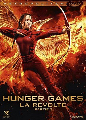 DVD - Hunger games - Mockingjay part 2 (1 DVD)