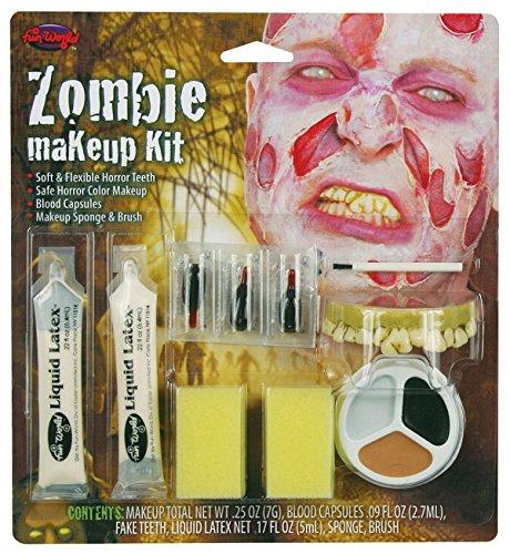 Zombie Make Up Kit. Male