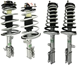 Front and Rear Complete Strut Assembly for 97-01 Toyota Camry