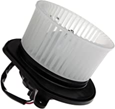 cciyu HVAC Heater Blower Motor with Wheel Fan Cage 5143099 AA Air Conditioning AC Blower Motor fit for 2006-2010 Jeep Commander /2006-2010 Jeep Grand Cherokee