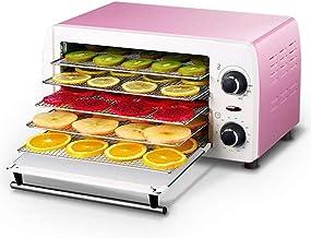 MINI ménage séché, sèche-fruits réglable Thermostat viande et collations chili minuterie légumes de fruits sains