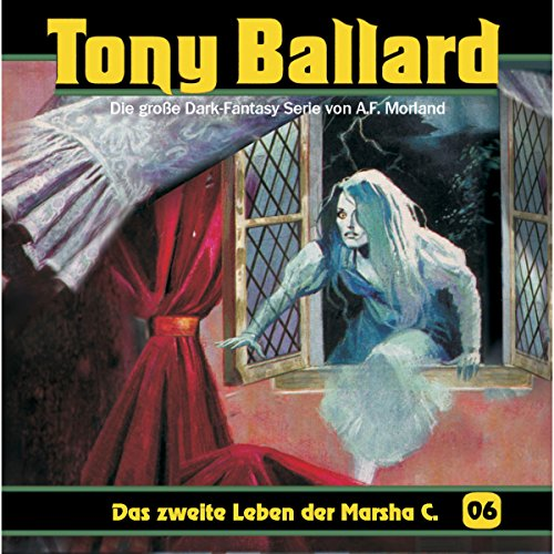 Das zweite Leben der Marsha C. (Tony Ballard 6) Titelbild