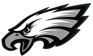 fb 4 Philadelphia Eagles Die Cut Stickers NFL Football Logo Sticker Team Helmet Set