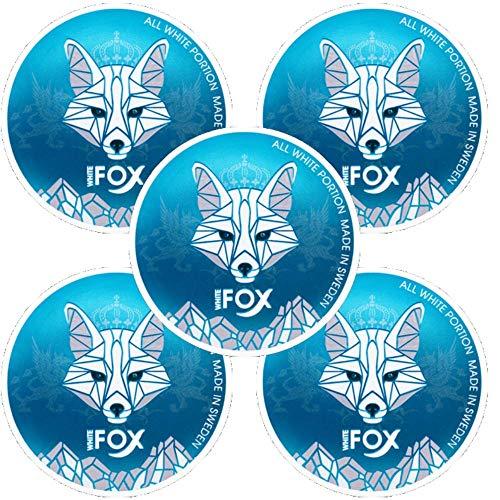 White Fox - Nico Beutel - Weiße Teile