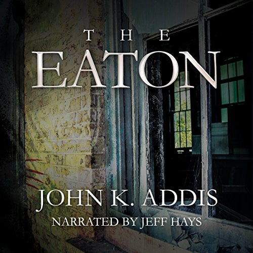 The Eaton audiobook cover art