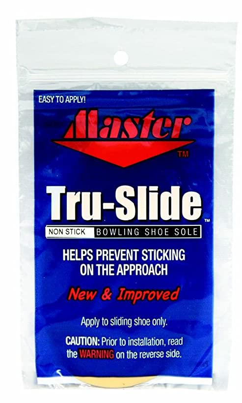 Master Industries Tru-Slide Bowling Shoe Sole alr5864709111000