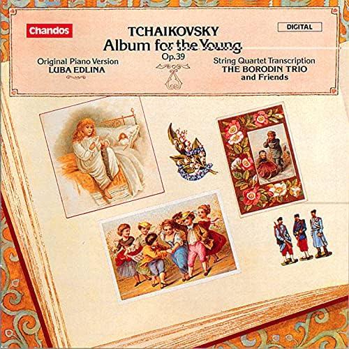 Borodin Trio, Luba Edlina, Eleonora Turovsky & Leslie Malowany