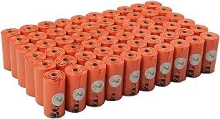 PET N PET Poop Bags Earth-Friendly 1080 Counts 60 Rolls...