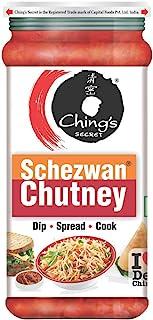Ching's Secret Schezwan Chutney, 250 gm