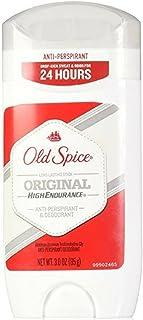 Old Spice High Endurance Anti-Perspirant & Deodorant, Original 3 oz (Pack of 2)