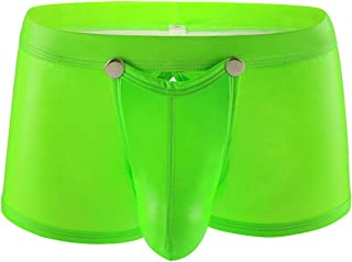 Xmiral Uomo Base Boxer Elasticizzato Base Layer Underwear Boxer Slip Morbidi Mutande Mutandine