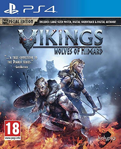 Vikings: Wolves of Midgard - Special Edition PS4 [