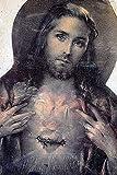 YGYGYG Rompecabezas para Adultos de 500 Piezas Jesús con su...