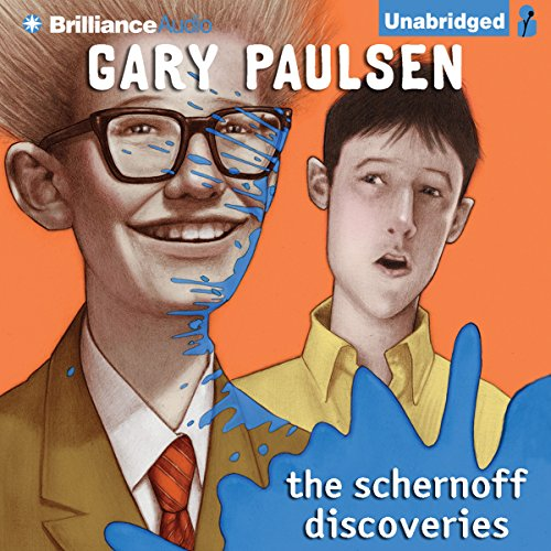 The Schernoff Discoveries audiobook cover art