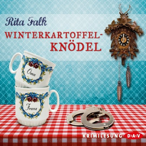 Winterkartoffelknödel (Franz Eberhofer 1) cover art