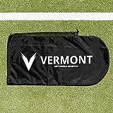Vermont Tennis Schläger Taschen | Ausgezeichneter Schläger und Ausrüstungs Speicher | Einfache trage Schultergurte | 36 Schläger Beutel mit Rädern - (4 Schläger Beutel)