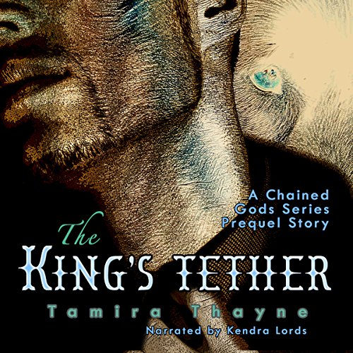 The King's Tether audiobook cover art